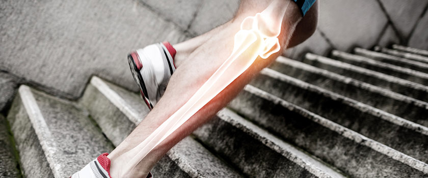 Knee pain while running